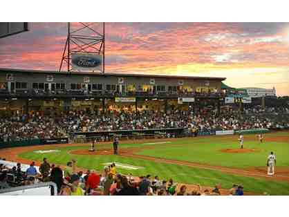 Four Ticket Vouchers for the Fisher Cats