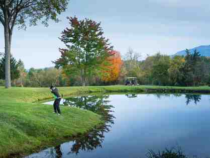Golf Vacation Package in Freehold, NY or Greenville, NY