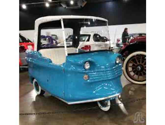 California Automobile Museum - 2019 Family Membership for 4