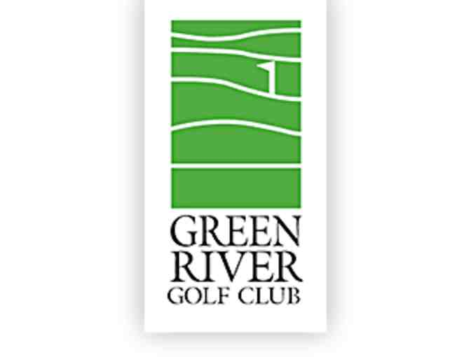 Green River Golf Club - 2  Player Green Fees