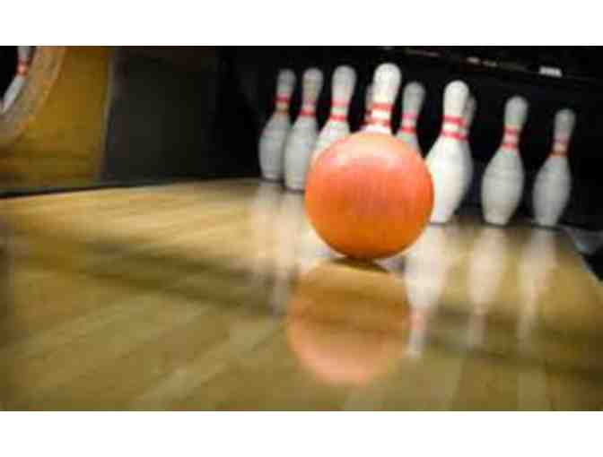 Irvine Lanes - $15 Gift Certificate Towards Bowling and Shoe Rentals