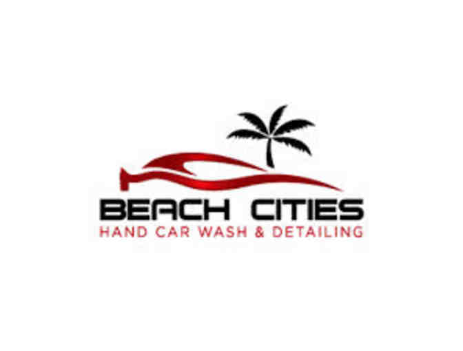 Beach Cities Hand Car Wash - $200 Gift Certifciate