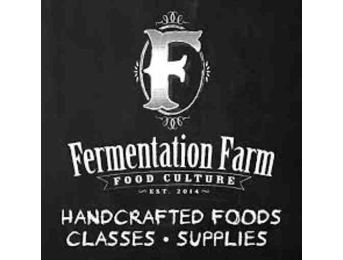 Fermentation Farm - Lifetime Membership