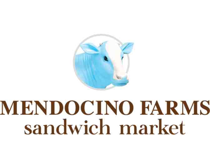 Mendocino Farms - $15 Voucher