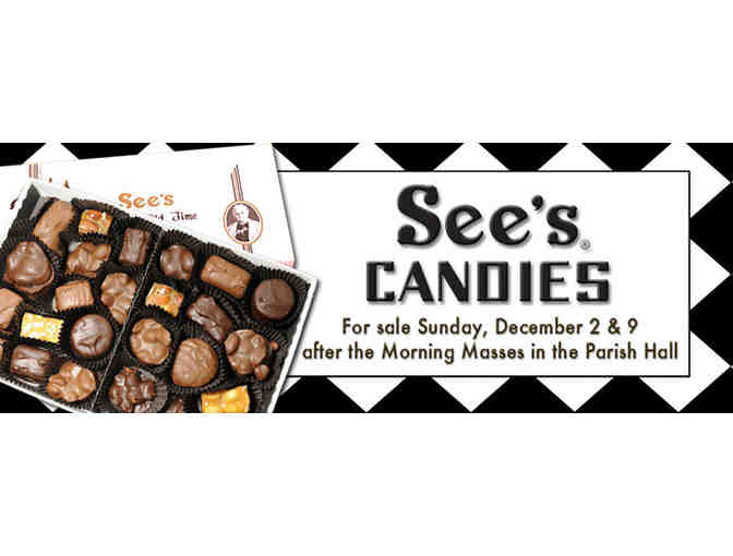 See's Candy - $25 Gift Certificate