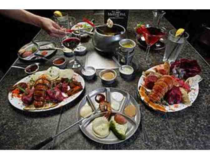 The Melting Pot - $50 Gift Card