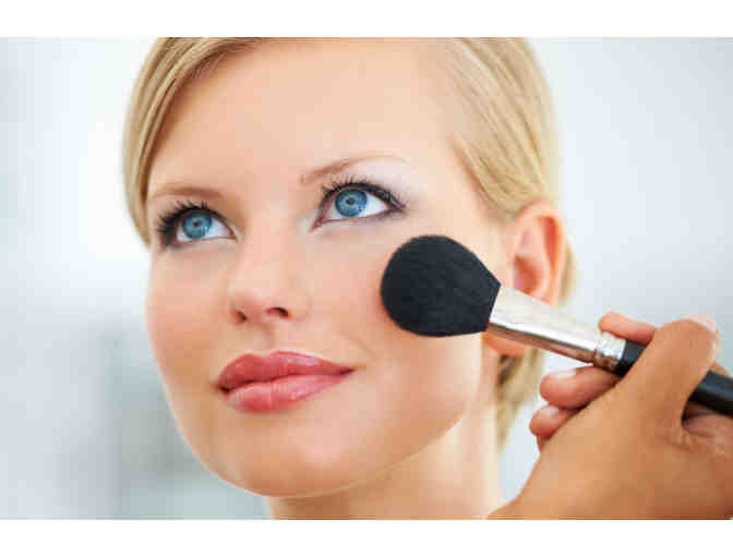 Salon 359 Boutique - Make-up Application