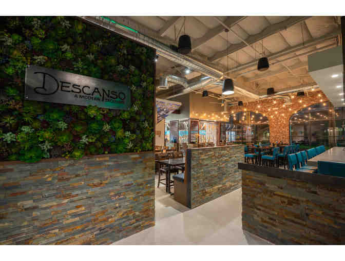 Descanso Restaurant - $100 Gift Card
