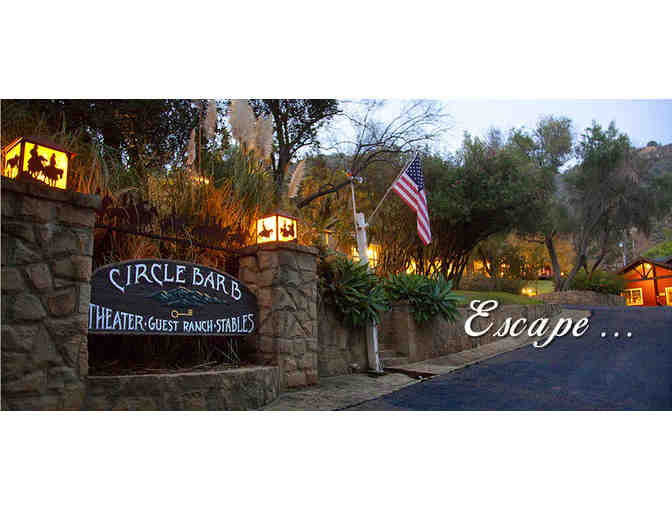 Circle Bar B Guest Ranch - $50 Gift Card Towards Lodging