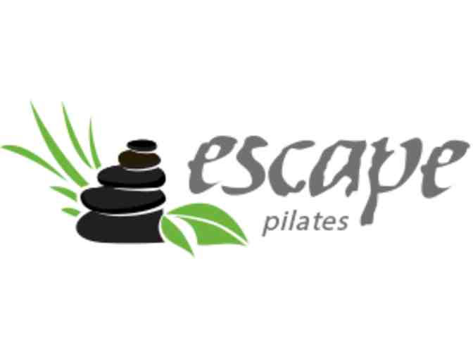 Escape Pilates - 5 Group Reformer Pilates Classes