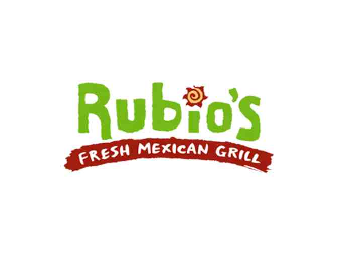 Rubio's - Four Meal Certificates