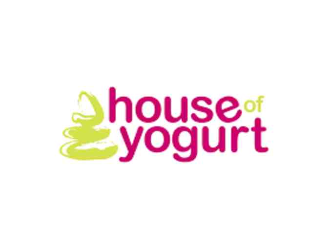 House of Yogurt - $10 Gift Card #3