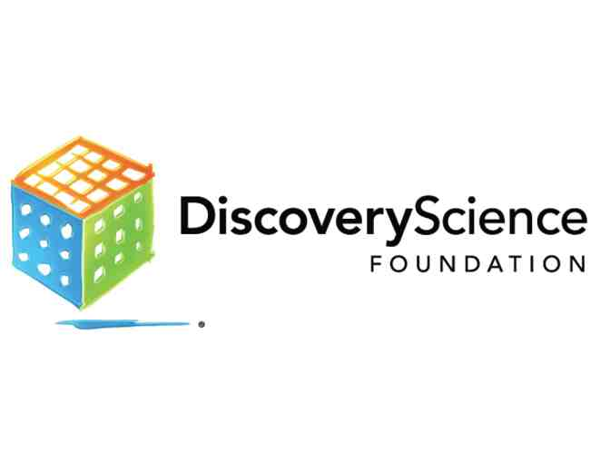Discovery Cube OC - 4 Admission Tickets