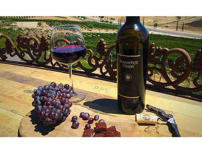 Miramonte Winery - VIP Winery Tour and Tasting for Two