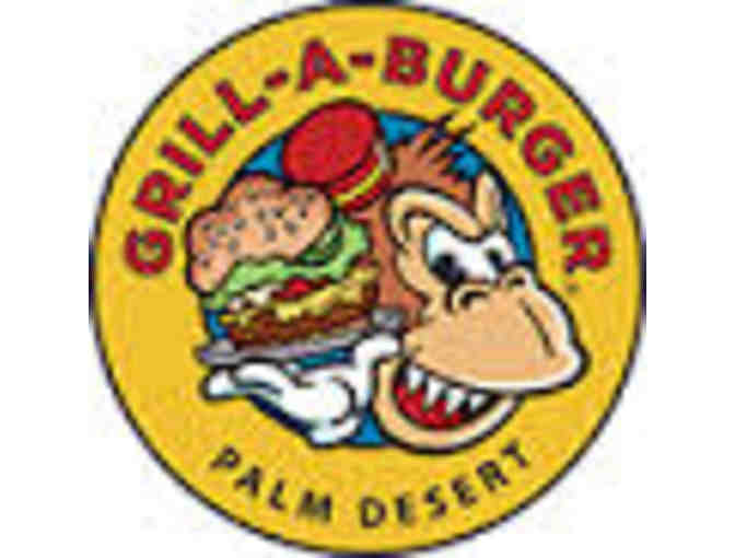 Grill-A-Burger Palm Desert  - $20 Gift Card