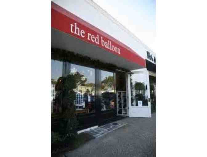 The Red Balloon - $100 Gift Card