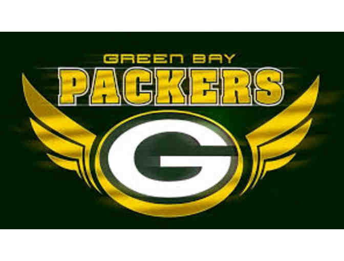 Green Bay Packer Tickets at Lambeau Field - 4 tickets at 30 yard line
