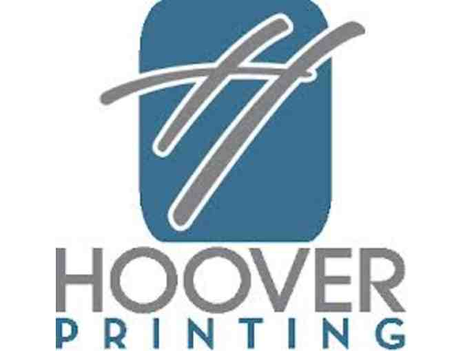 Hoover Printing - $250 gift certificate