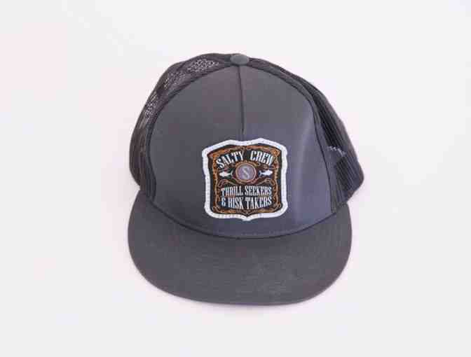 Salty Dog Trucker Hat