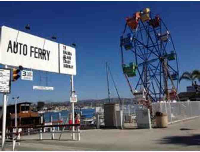 Balboa Island Ferry - 2 Month Unlimited Pass