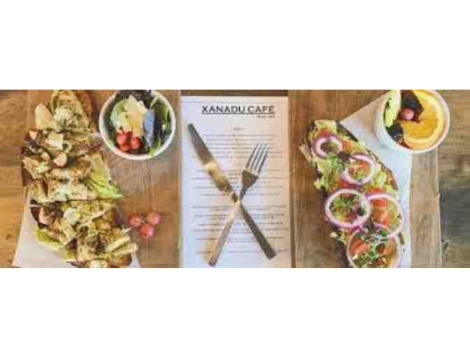 Xanadu Cafe - $10 Gift Card