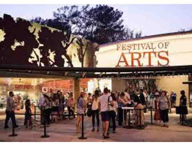 Festival of Arts of Laguna Beach