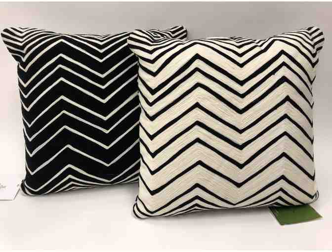 Bassman, Blaine and Associates - Kate Spade Pillows