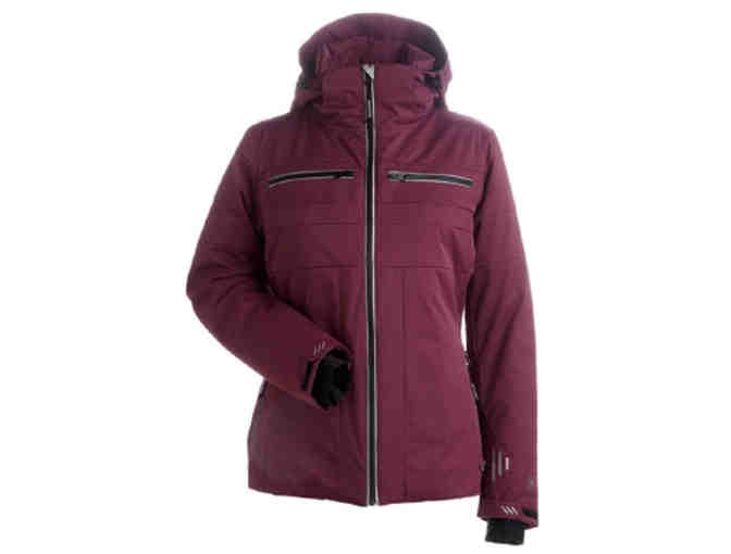 Nils - Britta Jacket in Merlot