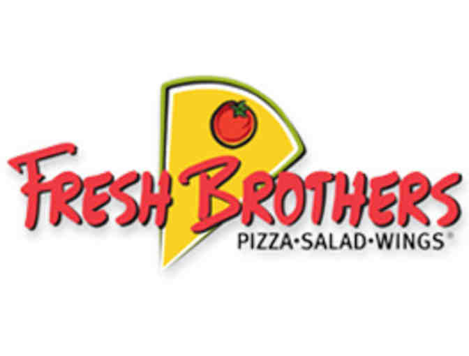 Fresh Brothers - $20 Gift Card