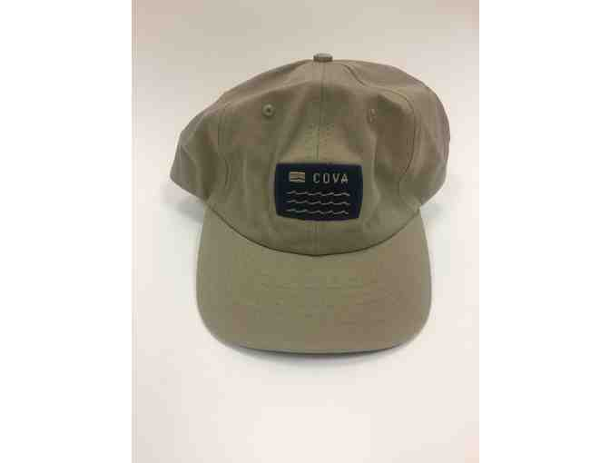 Cova - Washer Tan Hat