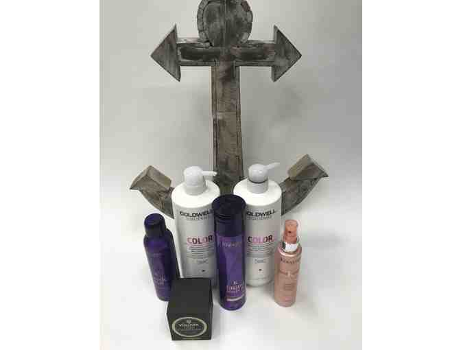 Lavender Salon - Hair Product Collection