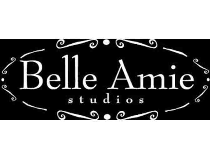 Belle Amie Studios - Photo Session and One 16x24 Custom Print