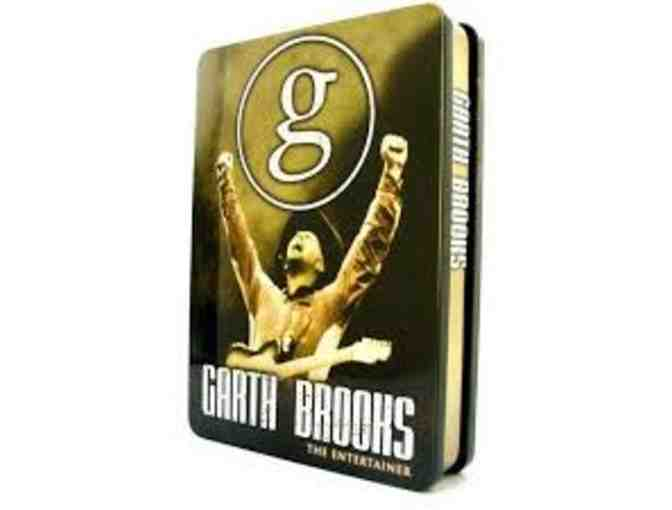 Garth Brooks 'The Entertainer' 5 DVD Box Set