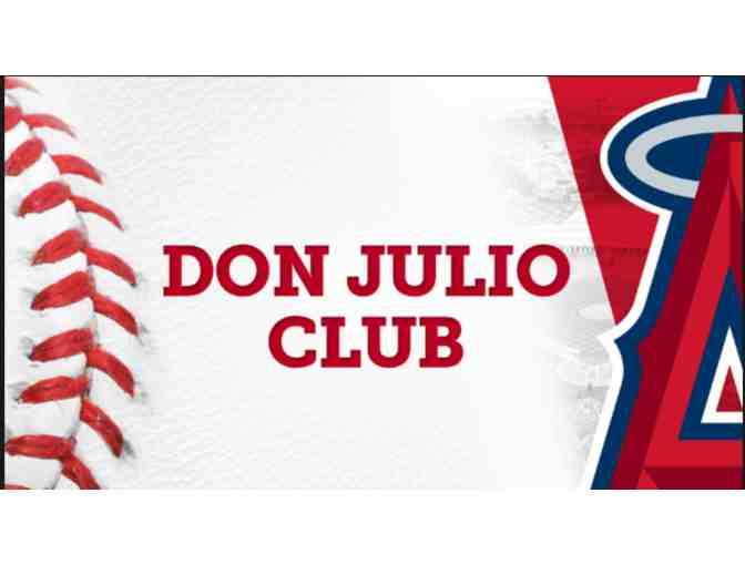 Angel Tickets (vs. Twins) in the Don Julio Club (May 22, 2019)