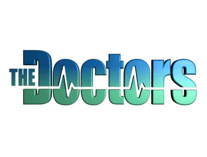 Taping of THE DOCTORS - 3 VIP Guest Passes & Paramount Studio Backlot Parking