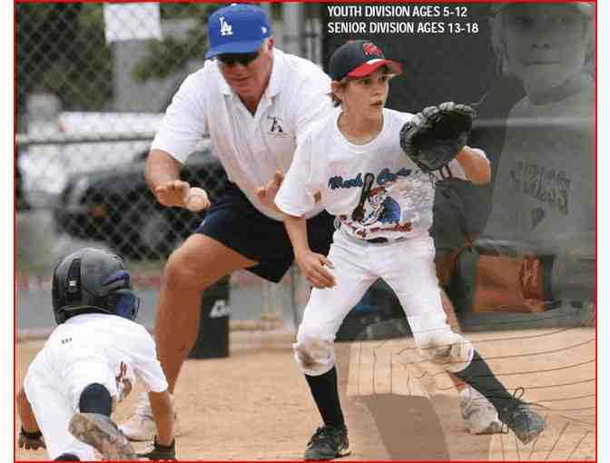 Mark Cresse School of Baseball - One Week of baseball Camp