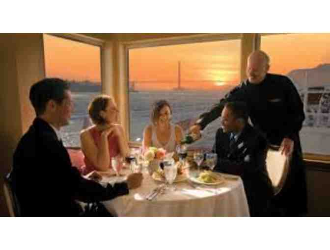 Hornblower Cruises &  Events - Admiral Pass Champagne Brunch, Lunch or Dinner Cruise