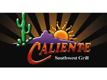 Caliente Southwest Grille - $20 Gift Card