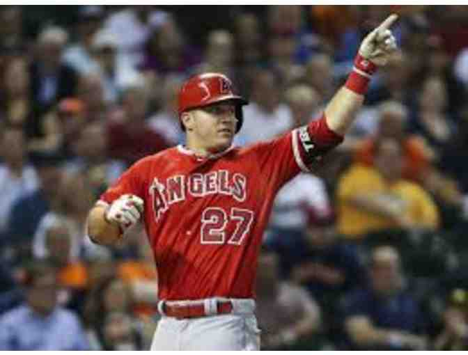 Angels Baseball - Two Tickets Vs. Oakland A's