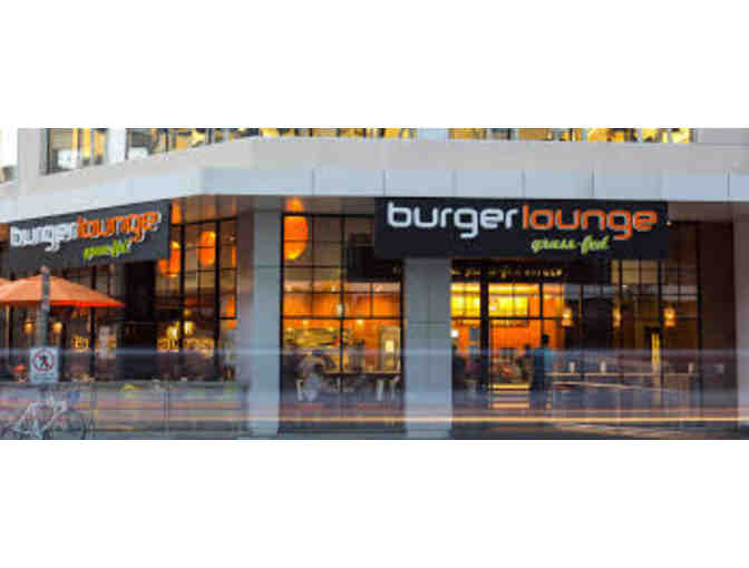 Burger Lounge Restaurant - $20 Gift Card