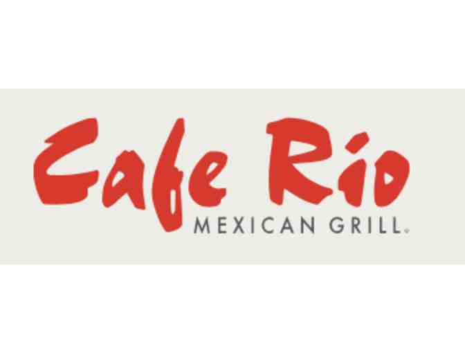 Cafe Rio Meal and Drink Coupon - Photo 1