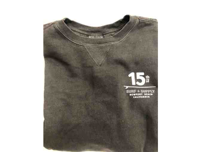 15th Street Surf Shop Grey Small Sweatshirt - Photo 1