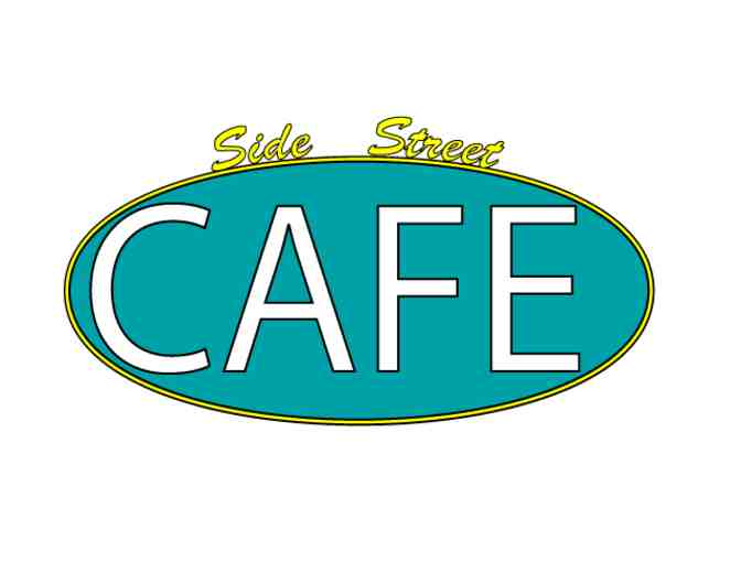 Side Street Cafe - $10 Gift Card #4 - Photo 1