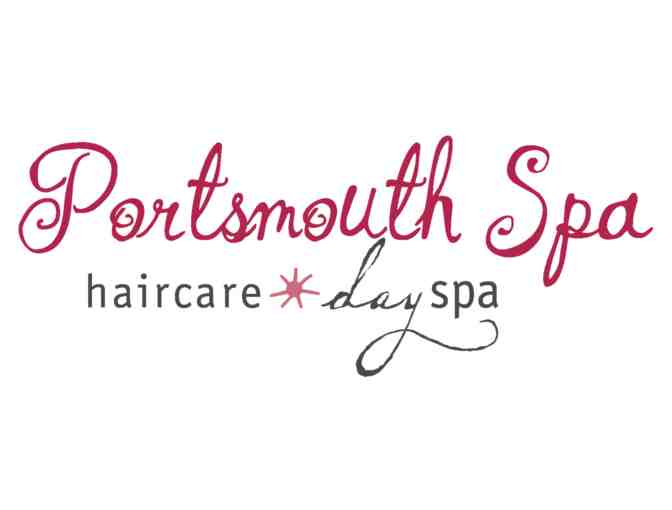 Pamper Yourself at Portsmouth Spa With A $100 Gift Certificate!