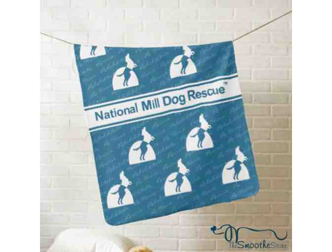 National Mill Dog Rescue Blanket
