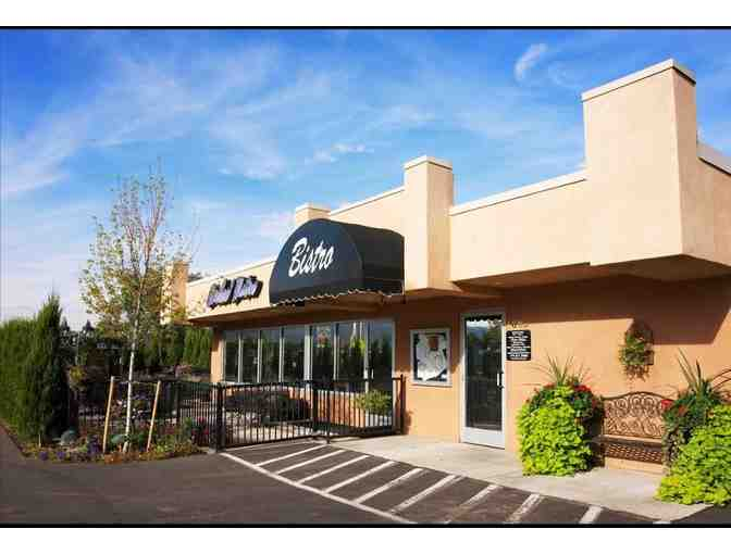 $200 Gift Certificate to Carlos' Bistro, a popular, upscale restaurant in Colorado Springs
