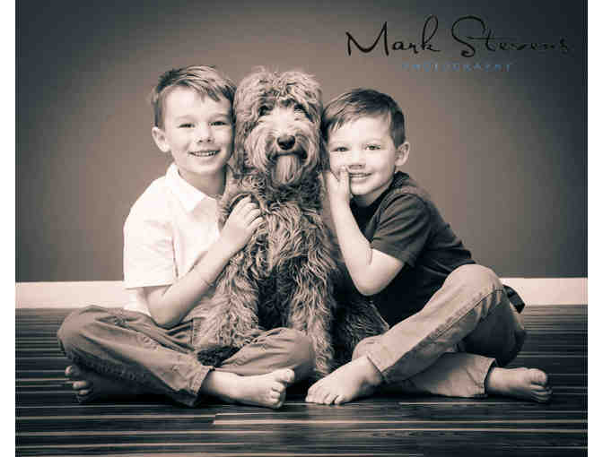 Fine Art Family Portrait Session + Artwork Credit