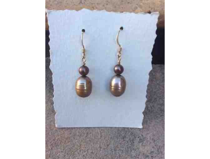 Dana Birke Designs  Earrings