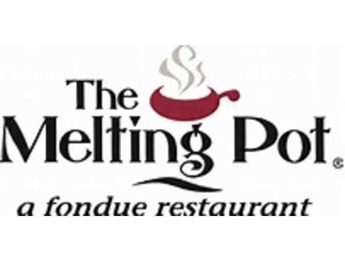 $25 Gift Certificate to The Melting Pot - Photo 1