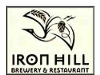 $25 Gift Card to Iron Hill Brewery & Restaurant